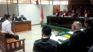 Direktur PT Soegih Interjaya Didakwa Suap Eks Pejabat Pertamina USD 190 Ribu