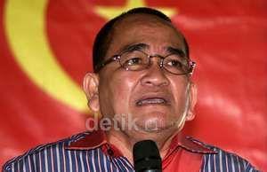 Ruhut: Pengurus PD Harus Siap Jadi Anjing Penjaga SBY