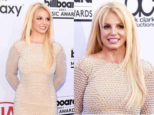 Britney Spears Tampil Sopan di Billboard Awards 2015
