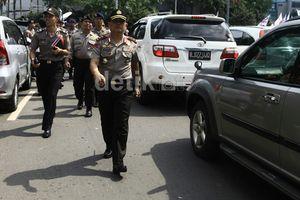 Polisi Imbau Massa Tertib Selama Unjuk Rasa 20 Mei