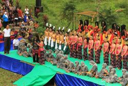 Pagelaran Wayang & Mitos di Balik Goa Kiskendo, Yogyakarta
