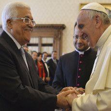 Sebut Abbas Malaikat Perdamaian, Paus Tak Bermaksud Menyinggung Israel