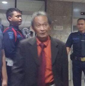 Memalsu Akta Otentik, Ini Pembelaan Hakim Sophian Marthabaya