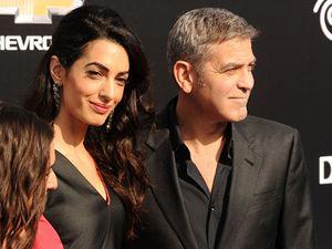 George Clooney dan Amal Alamuddin Tak Berencana Punya Anak