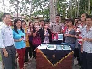 Selamatkan 16 WNI yang Ditahan, Bupati Meranti Terbang ke Kamboja