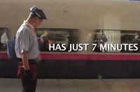 Cuma 7 Menit Membersihkan Kereta Super Cepat Shinkansen