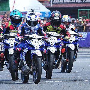 Seri Kedua Yamaha Cup Race Digelar di Aceh