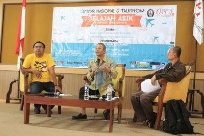 Ternyata, Travel Journalism Berkontribusi Besar untuk Pariwisata Indonesia