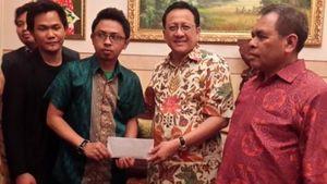 Ketua DPD Irman Gusman Sumbang USD 4 Ribu untuk PPI Rusia