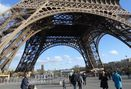 Gara-gara Banyak Copet, Menara Eiffel Ditutup Sementara