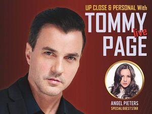 Angel Pieters Jadi Bintang Tamu Konser Tommy Page di Jakarta