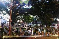 Srigunting, Taman Paling Hits di Kota Lama Semarang