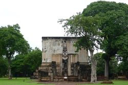 Ini Ibukota Thailand Ratusan Tahun Silam