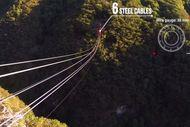 Inikah Jembatan Kayu Paling Mengerikan di Dunia?