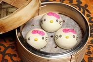 Traveling ke Hong Kong, Cicipi Dimsum Hello Kitty yang Lucu