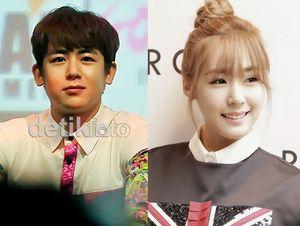 Hiks... Nichkhun 2PM dan Tiffany SNSD Resmi Putus