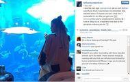 Mengintip Kamar Hotel Bawah Air Khloe Kardashian di Dubai