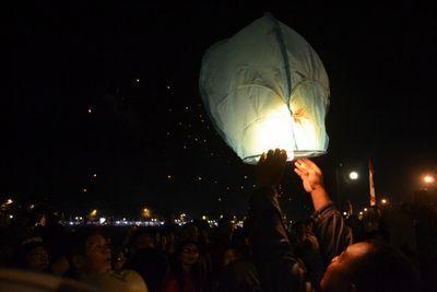 Langit Kota Semarang Nanti Malam Akan Dihiasi 4.680 Lampion