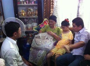 Menteri Yuddy Minta Nenek Nafsah dan Cucunya Pindah ke Rusunawa