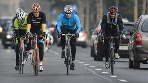 Menlu AS John Kerry Dilarikan ke Rumah Sakit Gara-gara Kecelakaan Sepeda
