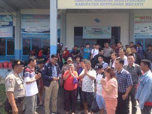 10 WNI yang Bekerja di Judi Online Kamboja Sudah Tiba di Riau