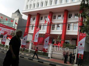 Megahnya Kantor Baru PDIP Seharga Rp 42,6 M