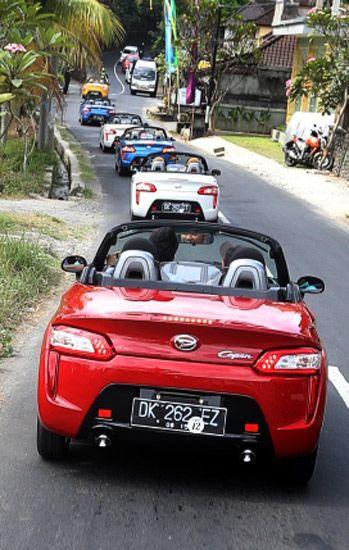 Daihatsu Copen Resmi Diluncurkan