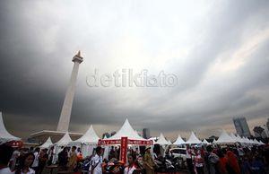 Perjalanan PRJ Tandingan Gagasan Jokowi-Ahok