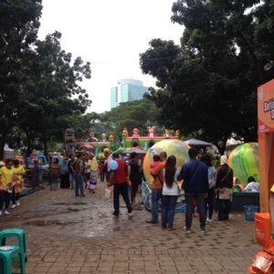 Libur Waisak, Pekan Raya Jakarta di Senayan Ramai Pengunjung