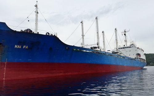 Disayangkan, Kapal Hai Fa Dilepas dari Ambon Tanpa Dokumen dan VMS Mati