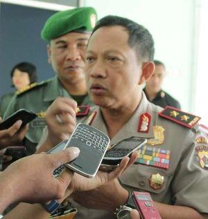 Sejumlah Jenderal Dimutasi, Irjen Tito Karnavian Jadi Kapolda Metro