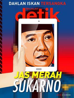 Jas Merah Sukarno