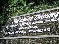 Akhir Pekan Seru, Mendaki Gunung Purba di Yogyakarta