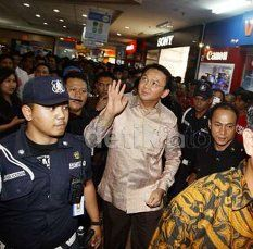 Tak Bicara Pilgub DKI dengan Megawati, Ahok: Dia Senyum Maka Sudah Cukup