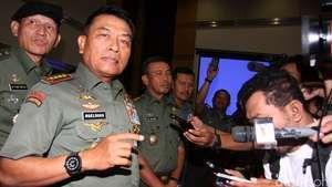 Panglima TNI akan Resmikan Komando Gabungan Pasukan Elite Anti Teror Besok