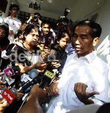 Kenang Taufiq Kiemas, Jokowi: Beliau Selalu Bicara 4 Pilar
