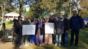 Dukung Pengungsi Rohingya, WNI di Australia Gelar Pesta BBQ