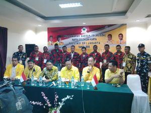 Agung: Penyerbuan Kantor Golkar Dilakukan Anggota DPR Gaya Preman