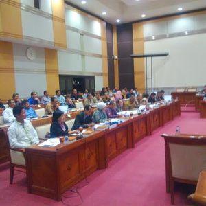 Bahas Anggaran 2016, Komisi III Rapat dengan KPK, PPATK, dan Komnas HAM