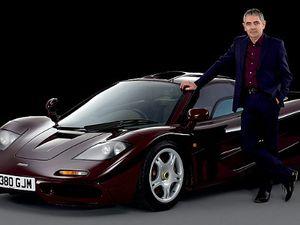 Rowan Atkinson Jual Mobil McLaren F1 Miliknya Rp 163,8 M