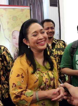 Agung cs Tuding Kubu Ical Serang DPP Golkar, Titiek Soeharto: Itu Fitnah!