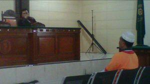 Ir Supardi, Staf Khusus Kepresidenan Gadungan Dituntut 15 Bulan Bui