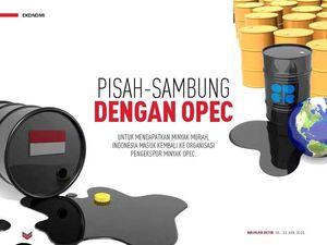 Pisah-Sambung dengan OPEC