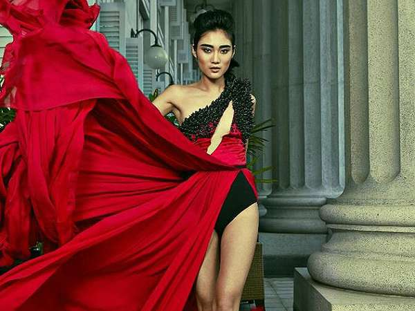 The Girl On Top! Ini Gani, Pemenang Asia's Next Top Model 3 Asal Indonesia