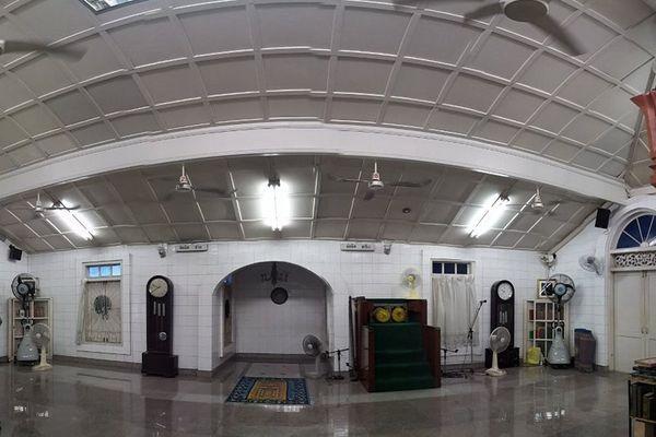 Ber-Ramadhan di Masjid Jawa, Bangkok...