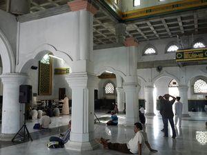 Tim Revitalisasi: Masjid Raya Pekanbaru Bukan Cagar Budaya