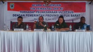 Regulasi Belum Sinkron Jadi Kendala Pelaksanaan Otsus di Papua Barat
