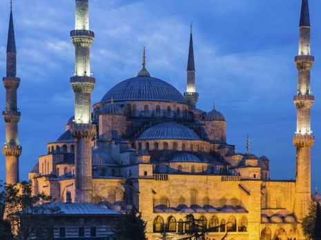 Rahasia besar kubah Masjid Biru Istanbul terungkap !