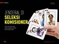 Jenderal di Seleksi Komisioner