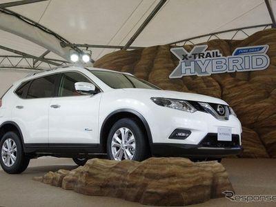 Nissan Mau Jual X-Trail Hybrid di Indonesia?